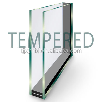 12mm thickness tempered glass price per unit