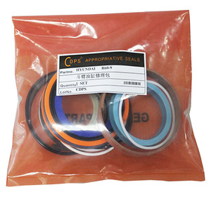 Hot Sale Bucket Cylinder Seal Kit For Hyundai R60-9 excavator Parts