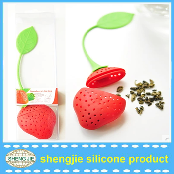 New design tea infuser silicone wholesale tea infuser for drinking