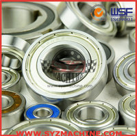 thin section instrument bearings