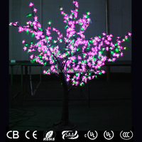 1.8M singing christmas tree for outdoor decorations FZ-672-G+P