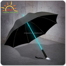 NEW SHH colourful LED Flashing Cheap Promotional Umbrella