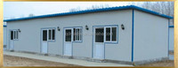 iPrefab-BPHS-M9 Tropical prefabricated sandwich panel container house price