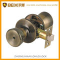 American style keyless bathroom door lock set