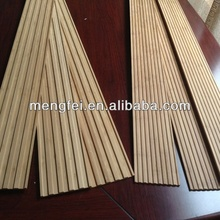natural Bamboo ceiling covering