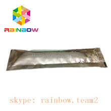 Silver Aluminum Foil Mylar Sachet Bags for 10g Male Sex Enhancement Vitamin Royal Honey Powder Packaging