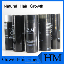 China Private Label Keratin Fiber Hair Extension For Hair Building Fiber