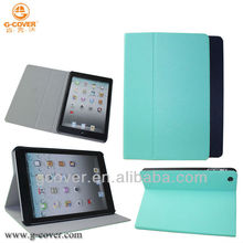 Fast shipping factory price top quality pu leather case for ipad mini for 7.9'' tablet pc