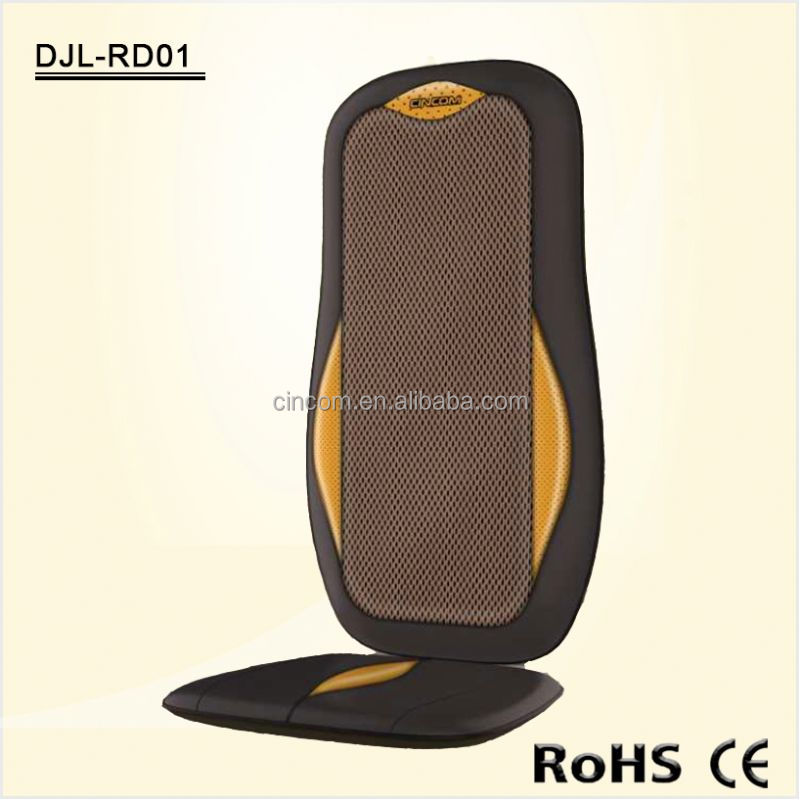 Factory rolling and vibration massage cushion for car seat