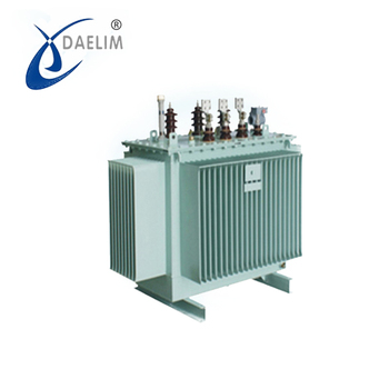 400kva 11/0.4kv Encapsulated Toroidal Pole Mounted Power Transformer