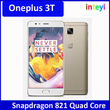 "New Original Oneplus 3T oneplus 3T Mobile Phone 6GB RAM 64GB ROM Snapdragon 821 Quad Core 5.5"" Android 6.0 LTE 16MP Fingerprint"