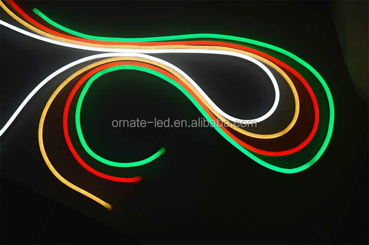 wholesale led flexible rope light smd5050 rgb led flexible neon tube
