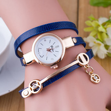 2904 women quartz geneva watch ladies bracelet wrist watch bracelet watch for women