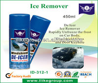 I-like Ice remover,car care De icer Spray(-50 degree)
