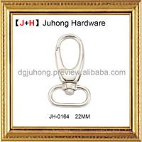 Metal zinc alloy dog chain Hook