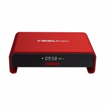 New style T95Upro Usb Camera 4K Android 6.0 OTT box RAM 3GB ROM 16GB for Android Tv Box