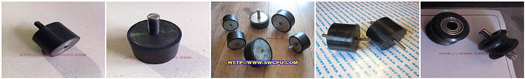 Molded Dock Bump Stop Rubber Bumper