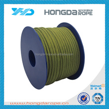 4mm polyester parachute rope 550 paracord cord military green