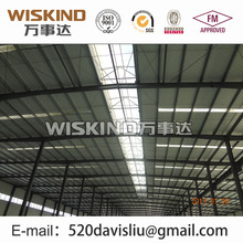 High-strength prefabricated light steel structure buildings, steel frame farms, construction farm