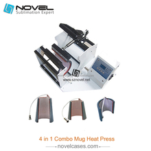 4 in 1 Combo low price mug heat press machine