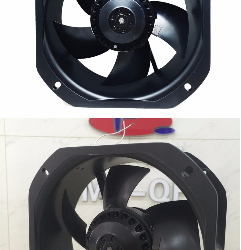 QIFANG 22580 QF200FZY industrial exhaust fan 110v industrial fan waterproof industrial fan