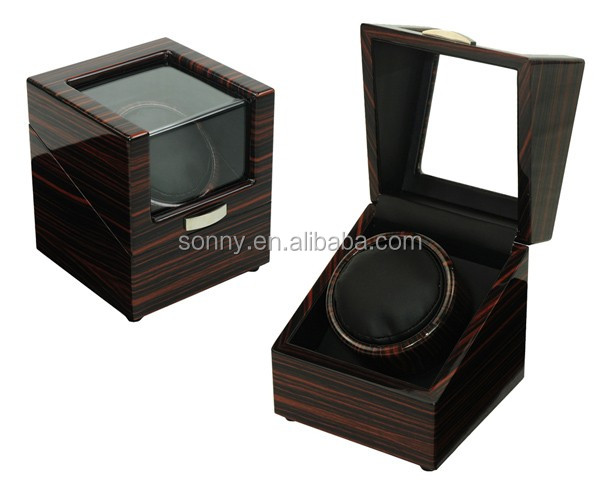 Berkeley Automatic Ebonywood Single Watch Winder