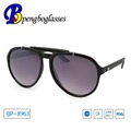 Hottest selling mirror lens custom logo sunglasses