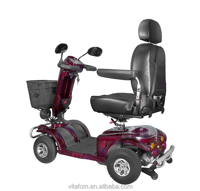Detachable Electric Scooter for Handicapped