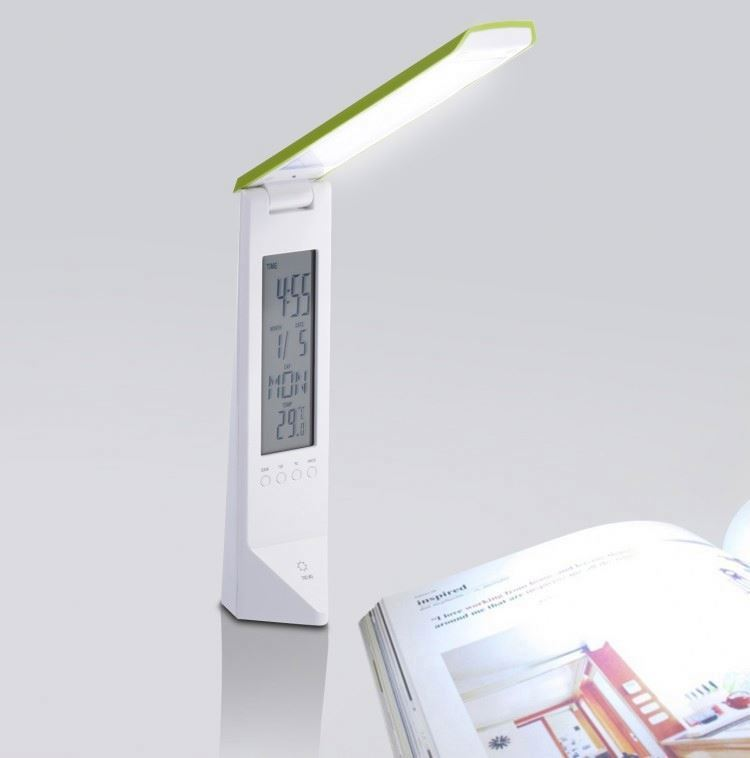 Eye-protection cordless led table lamps