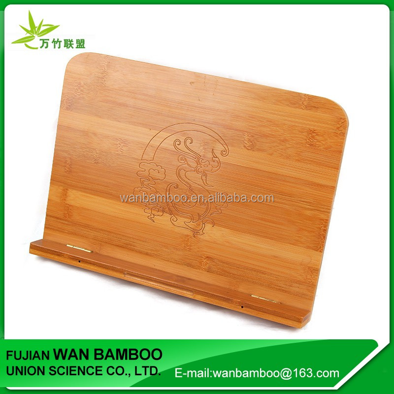 Low Price Bamboo Android Tablet Pc Stand for Mobile Phone