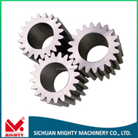 Standard Size Steel Material Reduction Spur Gears
