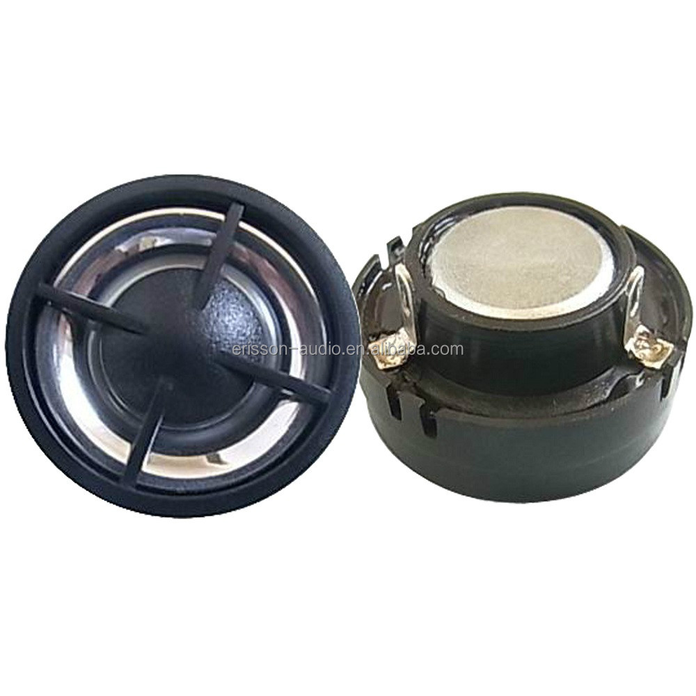 Factory high quality 30 mm mylar cone neodymium tweeter