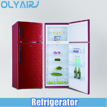 OLYAIR HD-452F 452L double door Refrigerator, colorful refrigerator, retro refrigerator