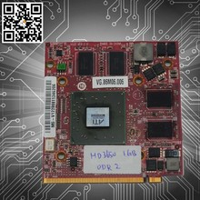 VG.86M06.002 GRAPHICS CARD 3D Graphics Video Mobility Radeon ATI VGA Card HD3650 MXM 1024 MB DDR2