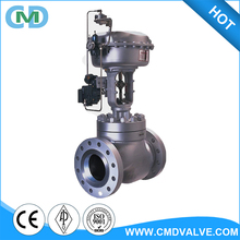 ASME actuated Rising stem Carbon steel Pneumatic control Ball valve