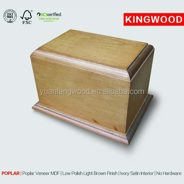 POPLAR wholesale pet urns and photo frame urns