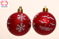 Artifical Pearlized Ball With Different Size For Christmas Decoration