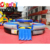 Round Inflatable Jousting Arena Commercial Inflatable Fighting Games