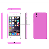 4inch Dual Core MTK6572 Android 4.4 Dual SIM Camera Bluetooth Unlocked 3G ultra slim smartphone android dual sim