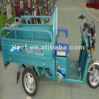 2015 Hot Sale Cargo / Passenger 3 Wheel Electrice Motor tricycle ZF350DQZK-A electric tricycle