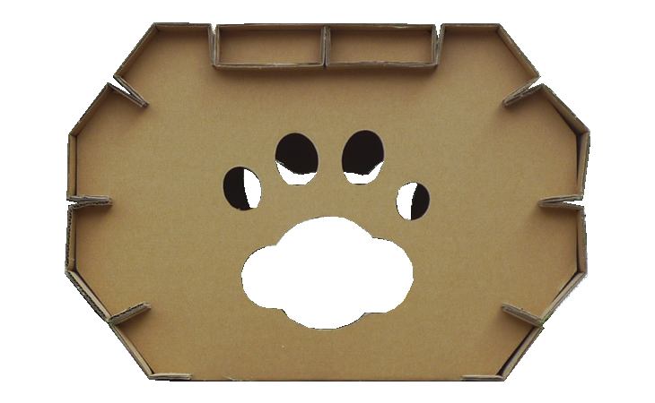 cat cave MDF cardboard manufacturer cat endless ideas