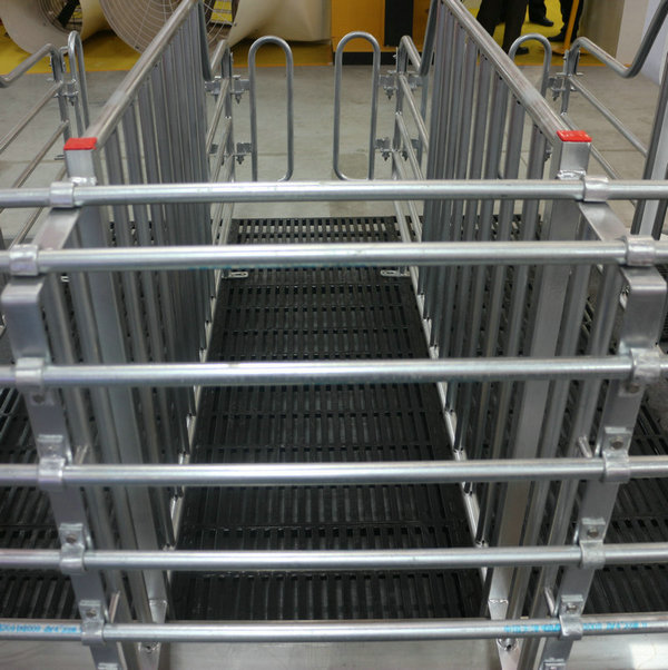 Sales promotion farrowing stalls pig gestation crates