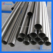Factory Produce Best Price ASTM B861 Grade 9 Ti3Al2.5V OD31.8mm x 0.9mm Titanium Frame Seamless Pipe For Mountain Bike