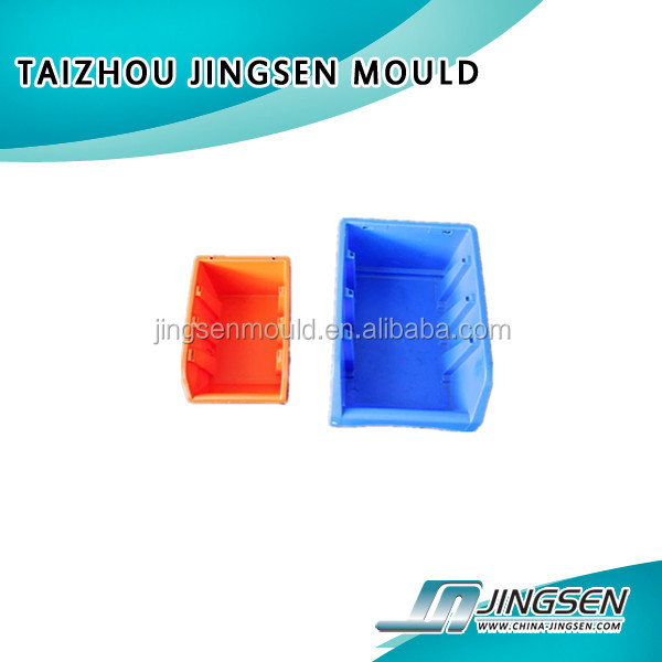 plastic injection toolbox mould ,storage box mould
