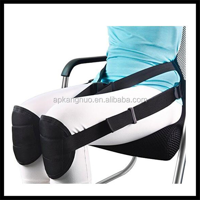 Portable Back Support Belt Pad/portable waist belt for better sitting waist protector