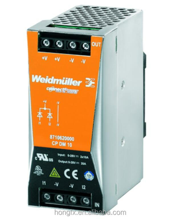 Weidmuller diode module switch power supply CP DM <strong>10</strong>