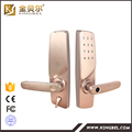 Top quality IC phone card password door lock with APP