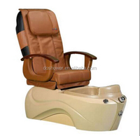 Professional Manufacture Supply High Quality whirlpool european touch pedicure spa chair no plumbing