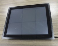 15,17,19 inch all in one touch screen pc, tablet pc ,panel pc with intel 1037U, J1900, I3,I5,I7 optional