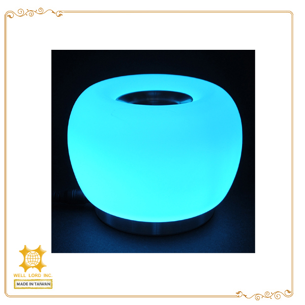 Home decoration LED night light electric aroma lamp
